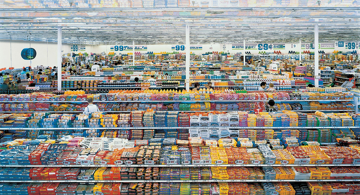 99 cent di Andreas Gursky