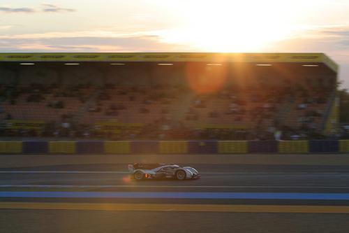 Le Mans e Audi al tramonto
