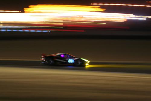 Le Mans di notte