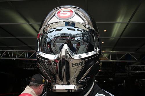 Un meccanico a Le Mans