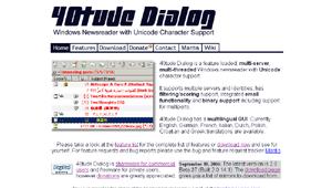 Home page di 40tude Dialog