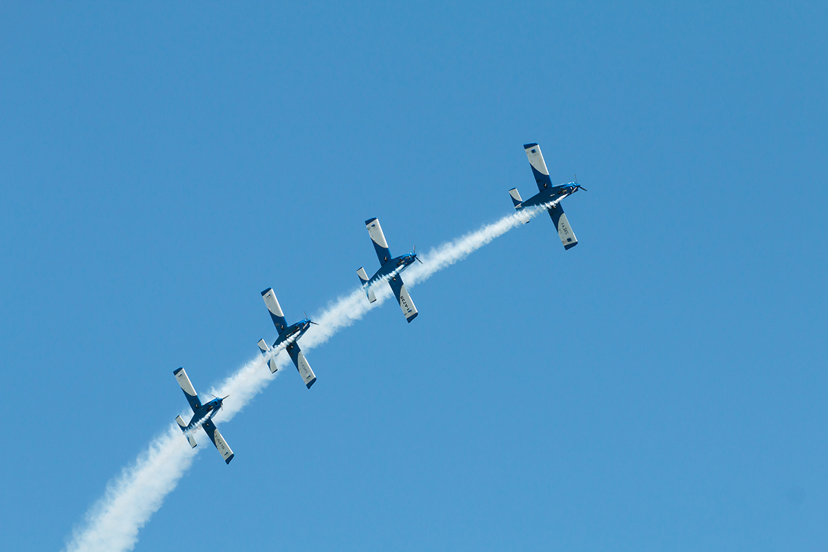 Blu Circe all'Air Show Loano 2016