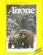 Copertina di Airone, gennaio 1989