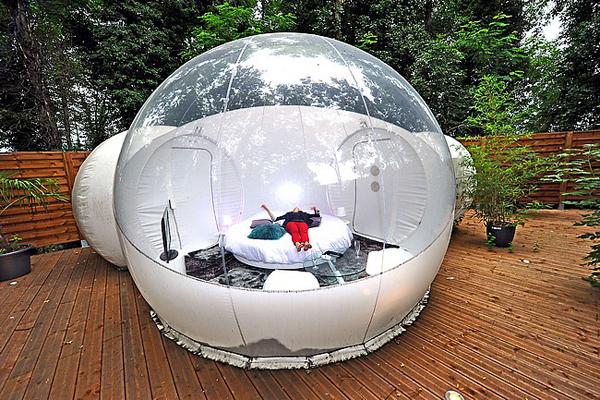 L'albergo a bolle di Roubaix