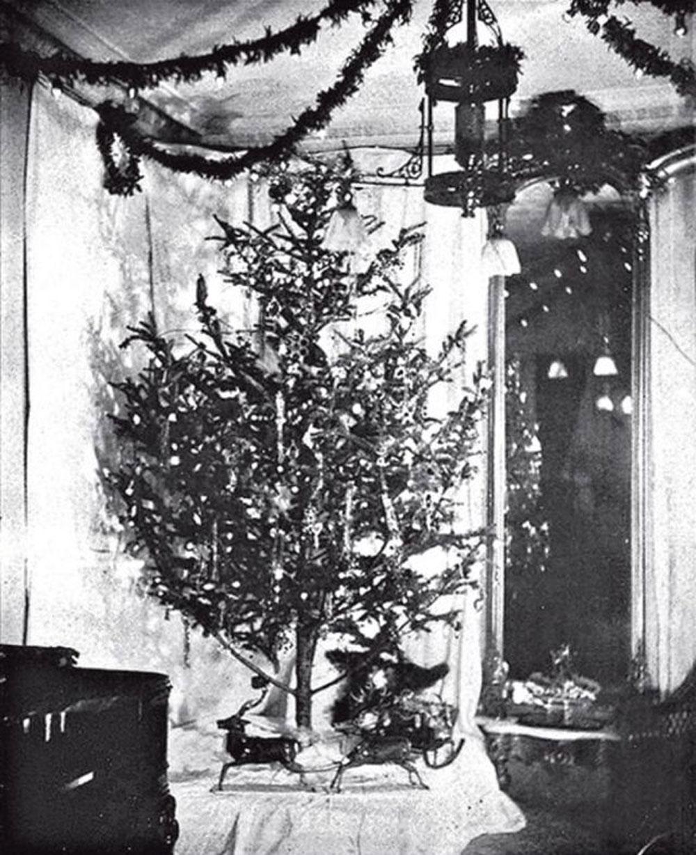 L'Albero di Natale di Edward Hibberd Johnson