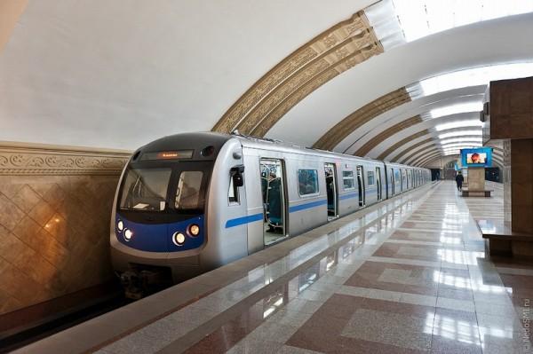 La metropolitana di Almaty