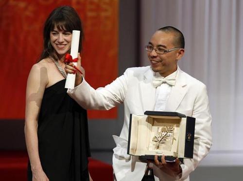 Il regista vincitore della Palm d'Or Apichatpong Weerasethakul