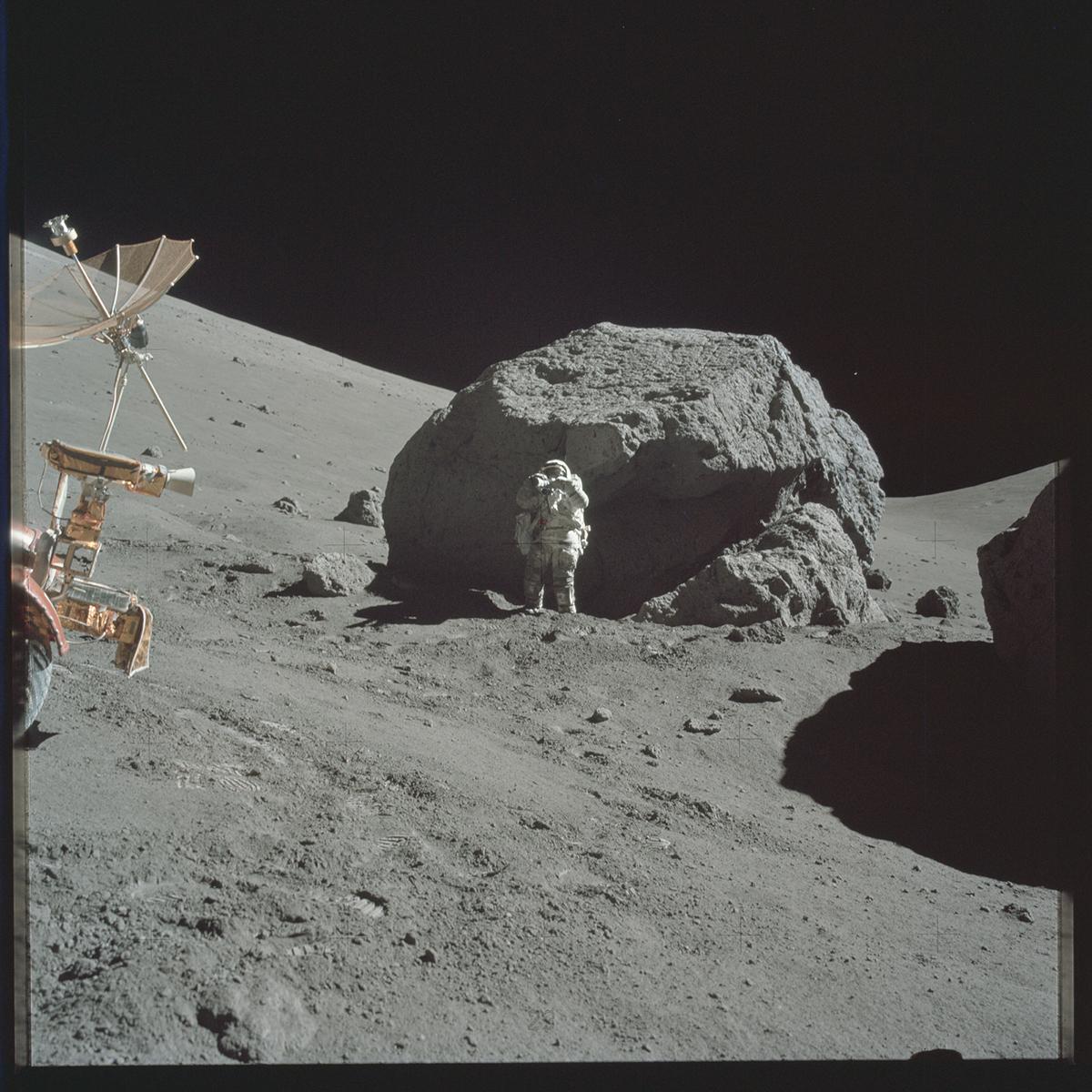 EVA della misisone lunare Apollo 17
