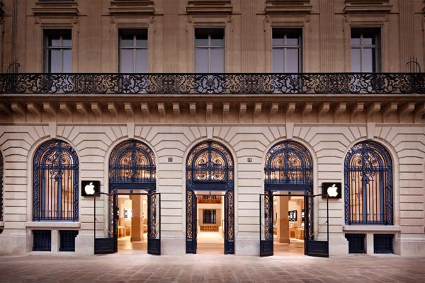 Apple Store di Parigi