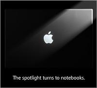 Locandina dell'evento Apple del 14 ottobre