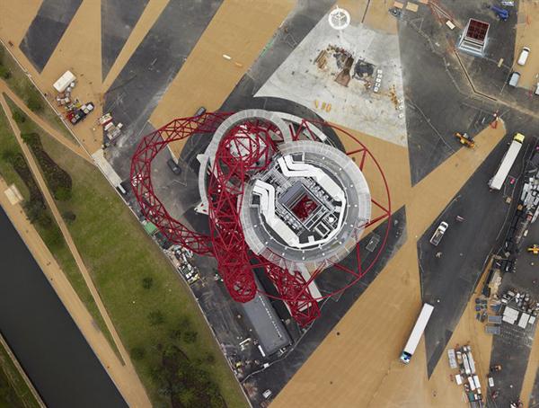 L'ArcelorMittal Orbit di Londra 2012