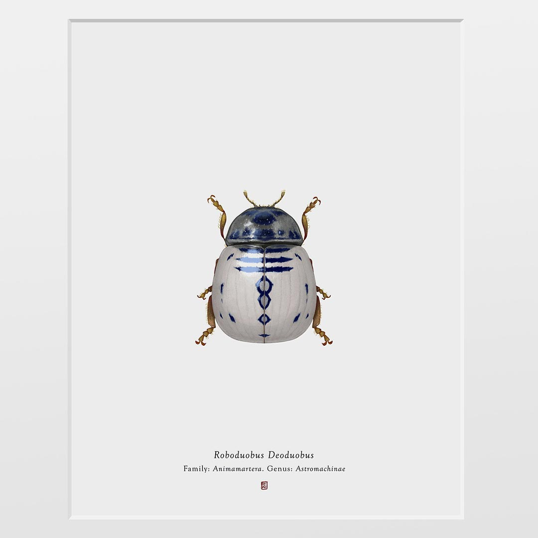 Roboduobos Deoduobos, Arthropoda Iconicus