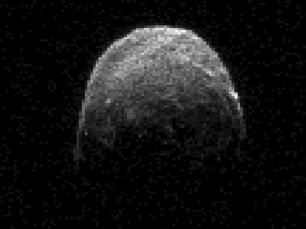 L'asteroide 2005 YU55