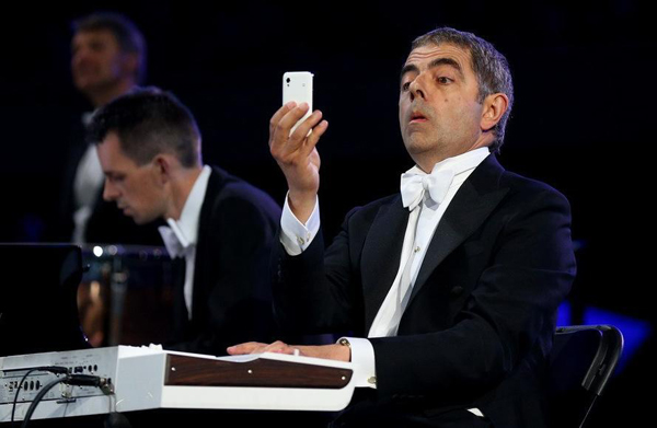 Mr Bean ai Giochi Olimpici
