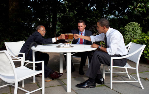 La beer diplomacy del presidente Obama