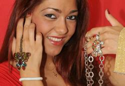 I gioielli regalati dal premier Berlusconi alla escort Monte