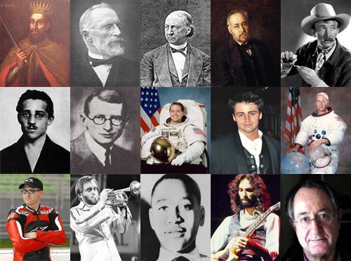 Alfonso I, Tschudi, Listing, Eakins, Brennan, Princip, Black, Bursch, LeBlanc, Weitz, Roberts Junior, Ellis, Till, McCarty, Suschitzky