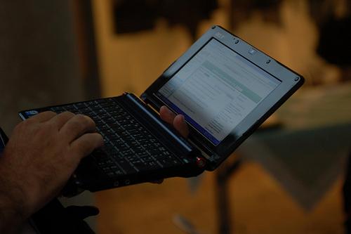 Acer Aspire One alla BlogFest 2008 di Riva del Garda
