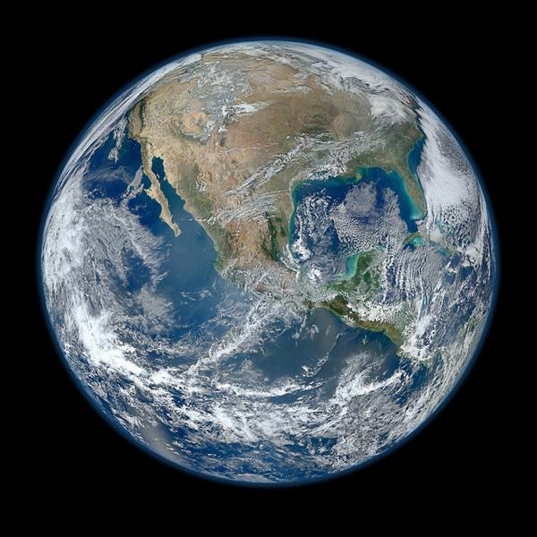 La foto della Terra in HD