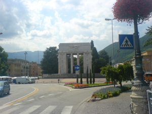 Il Monumento alla Vittoria (Bolzano)