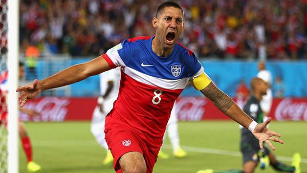 Il gol di Dempsey al Ghana alla Coppa del Mondo 2014