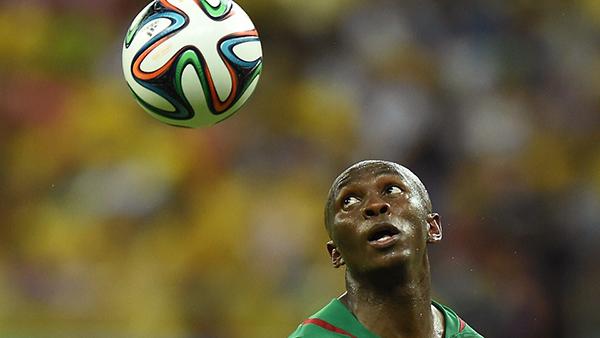 Cameroon alla Coppa del Mondo 2014