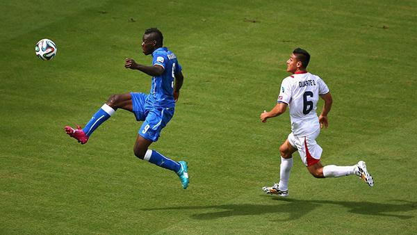 Italia-Costa Rica Coppa del Mondo 2014
