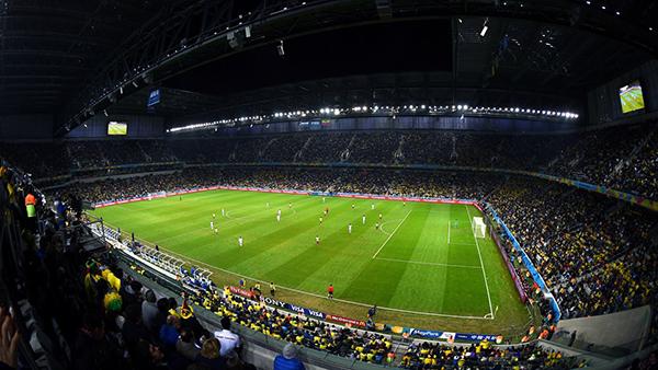 Ecuador-Honduras alla Coppa del Mondo 2014