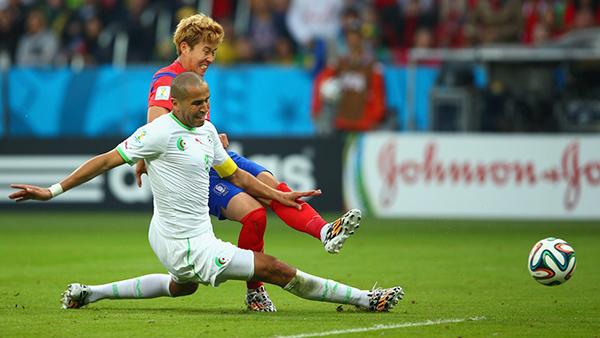 Corea del Sud-Algeria alla Coppa del Mondo 2014