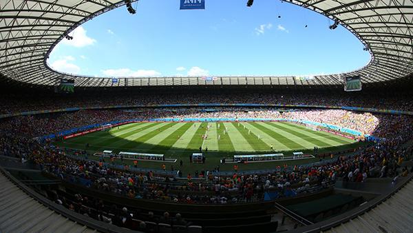 Inghilterra-Costa Rica alla Coppa del Mondo 2014