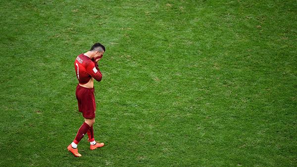 Cristiano Ronaldo alla Coppa del Mondo 2014