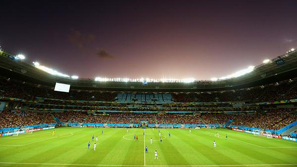 Costa-Rica-Grecia alla Coppa del Mondo 2014