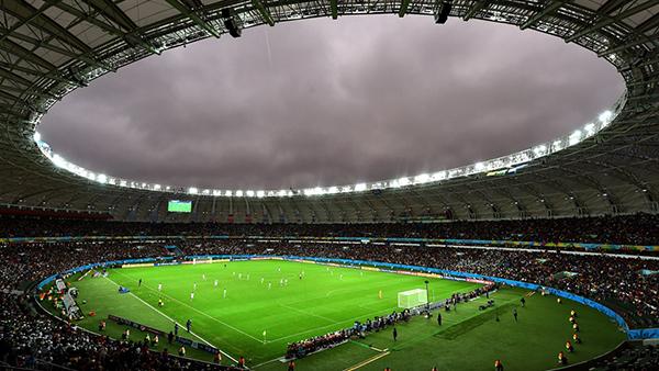 Germani-Algeria alla Coppa del Mondo 2014