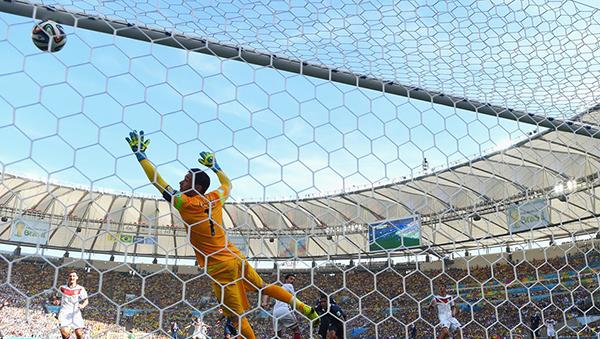 Germania-Francia alla Coppa del Mondo 2014