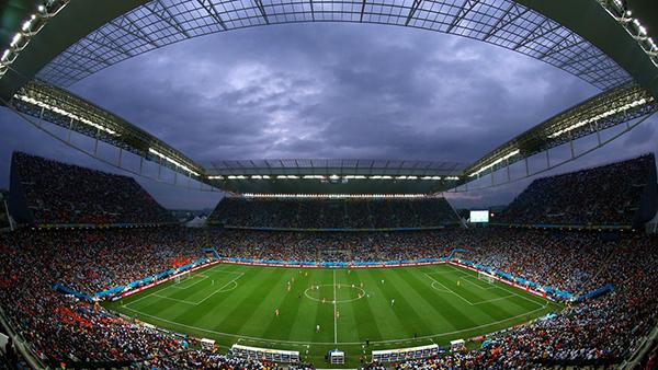 Olanda-Argentina alla Coppa del Mondo 2014