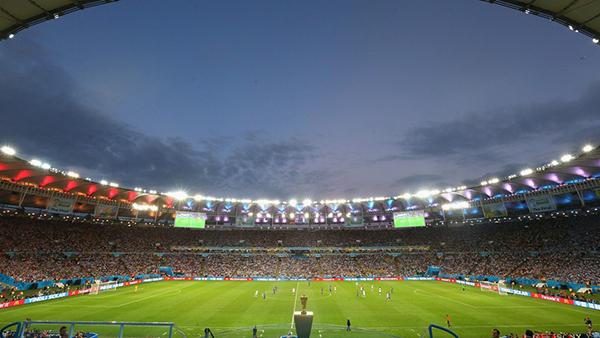 Germania-Argentina alla Coppa del Mondo 2014