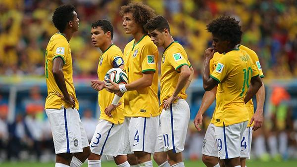 Il Brasile alla Coppa del Mondo 2014