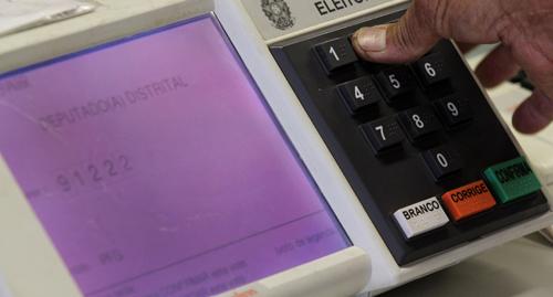 Il voto elettronico in Brasile