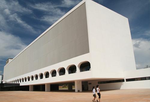 Biblioteca nazionale di Brasilia