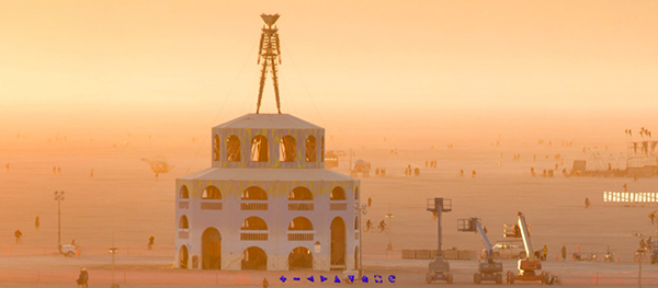 Il Burning Man in gigapixel