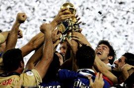 L'Italia Campione del Mondo per la quarta volta