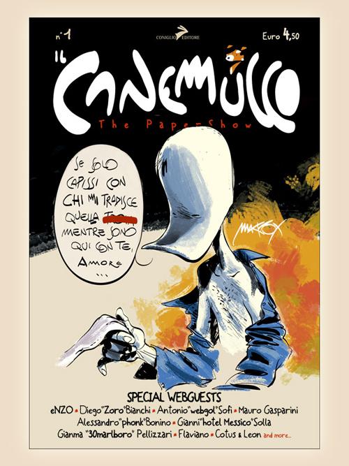 Copertina de 'Il Canemucco'