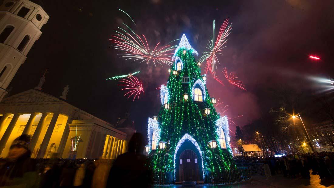 Capodanno 2016 a Vilnius