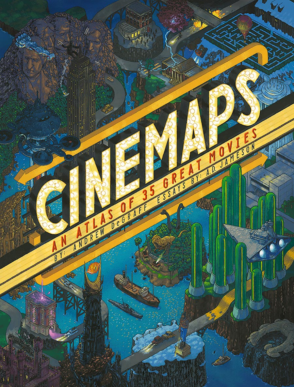 La copertina di Cinemaps