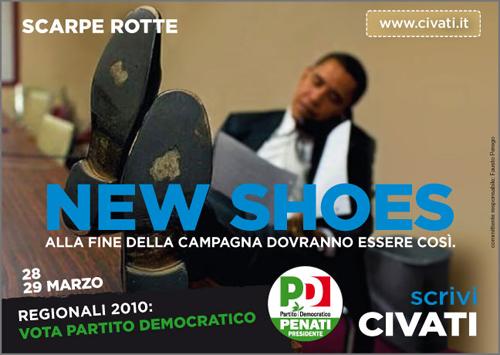 Il manifesto elettorale di Civati