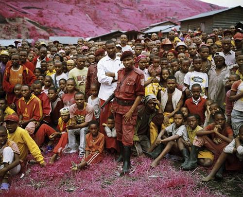 Il Congo raccontato nelle foto di Mosse