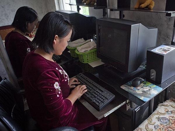 Computer senza corrente elettrica in Corea del Nord