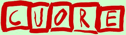 Logo del periodico 'Cuore'