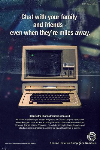 Dharma Initiative Computer