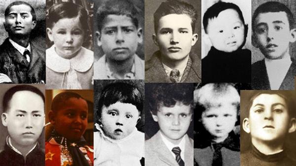 Dodici dittatori da bambini